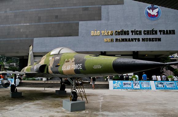 Vietnam War Remnant Museum